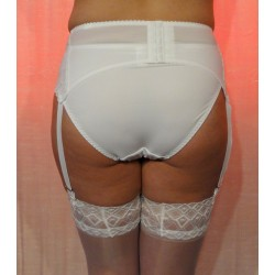 24014 White, Back View