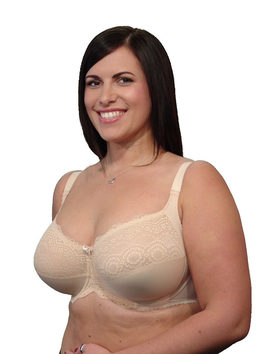 Our full figure & plus size bras are designed to provide you with full support and comfort, and come in a range of sizes from DD-I cups in a variety of colors.