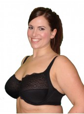 Underwired Bra 10799 (New Lace Style)